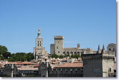 Avignon - The historic city