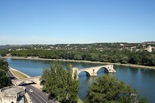 Pont d'Avignon - 74 Photos HD d'Avignon