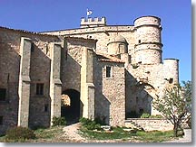 Le Barroux - Castle