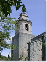 Bedoin - Bell tower