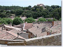 Bedoin - Roofs