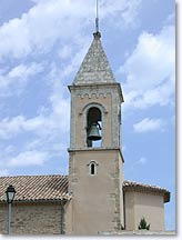 Cairanne - Bell tower