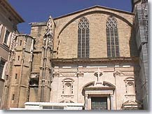 Carpentras - Saint Siffrein Cathedral