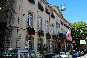 Carpentras, mairie