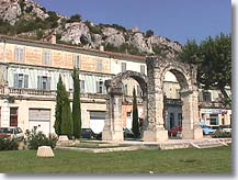 Cavaillon, roman remains