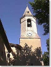 Cheval Blanc : Bell tower