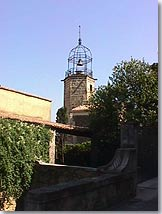 Courthezon - Bell tower