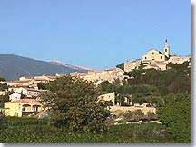 Crillon le Brave village