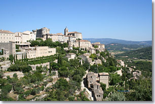 Gordes - The village