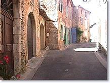 Goult - Rue