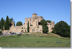 Castle of Lourmarin