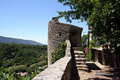 Menerbes - Tower