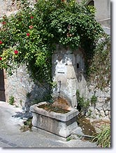 Mirabeau - Fountain