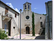 La Motte d'Aigues - Church