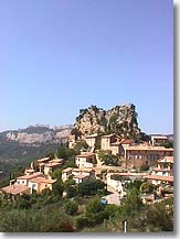 La Roque Alric, le village