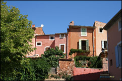 Roussillon - Ochre Facades