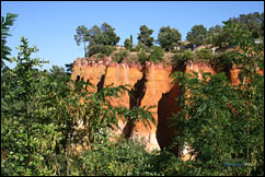 Roussillon - Ocres hills