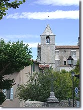 Saignon, Clock tower