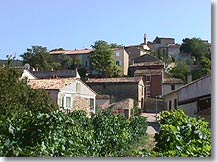 Village de Saint Roman de Malegarde