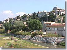 Vaison la Romaine - The town