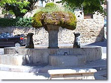 Vaugines - Fountain