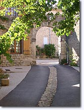 viens village of the luberon provence web